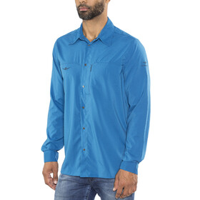 Kaikkialla Tapio Dress Shirt Men Ocean